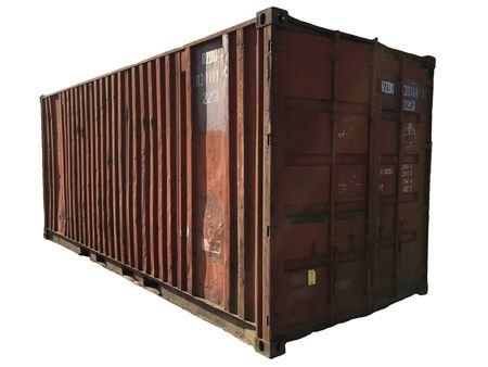 Изображение для категории 20-футовый б/у контейнер