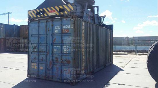 Изображение 20-футовый б/у контейнер №0117953
