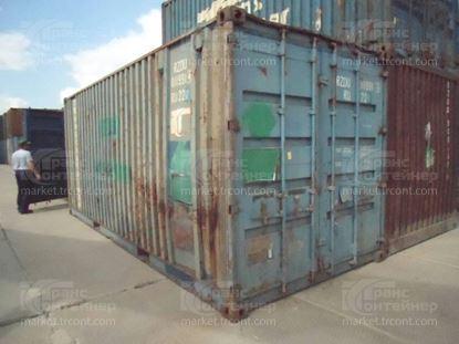 Изображение 20-футовый б/у контейнер №0119914