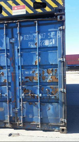 Изображение 20-футовый б/у контейнер №0175184
