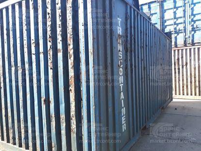Изображение 20-футовый б/у контейнер №0264039