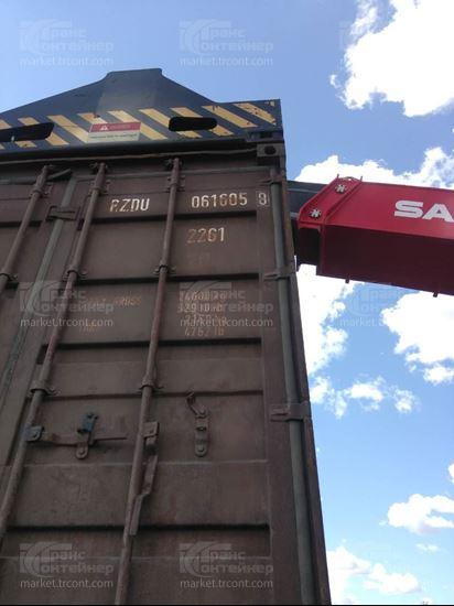 Изображение 20-футовый б/у контейнер №0616058