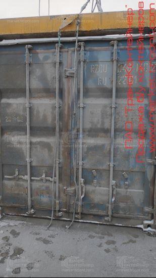 Изображение 20-футовый б/у контейнер №0461402
