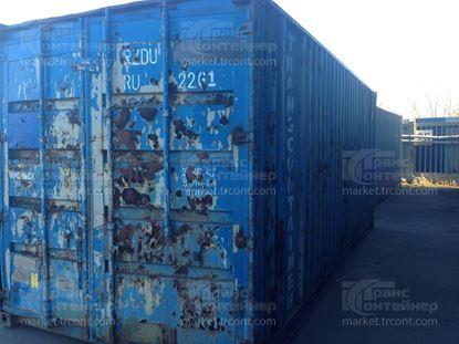 Изображение 20-футовый б/у контейнер №0517796