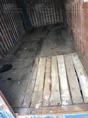Изображение 20-футовый б/у контейнер №0245640