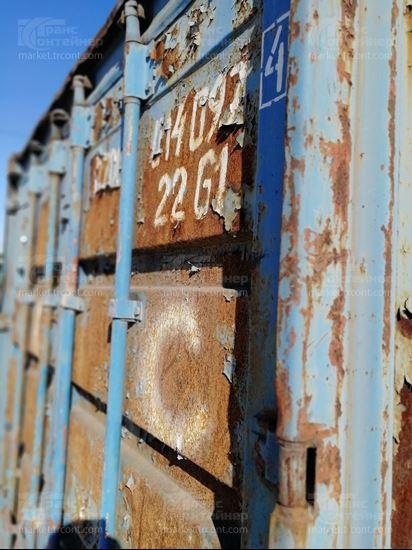 Изображение 20-футовый б/у контейнер №0140974