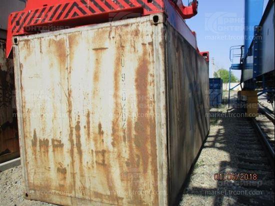 Изображение 20-футовый б/у термос-контейнер №9204041