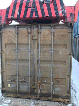 Изображение 20-футовый б/у контейнер №0397263