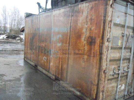 Изображение 20-футовый б/у термос-контейнер №9201989