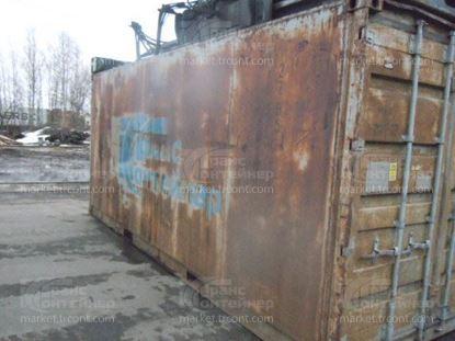 Изображение 20-футовый б/у термос-контейнер №9202985