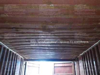 Изображение 20-футовый б/у контейнер №0165519