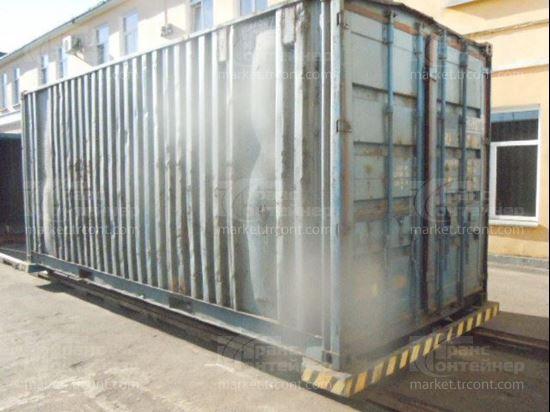Изображение 20-футовый б/у контейнер №0148872