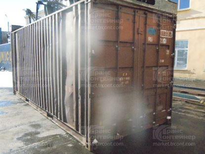 Изображение 20-футовый б/у контейнер №0193362