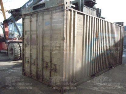 Изображение 20-футовый б/у контейнер №0396035