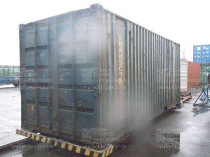 Изображение 20-футовый б/у контейнер №0516969