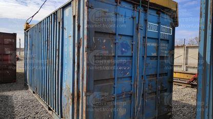 Изображение 20-футовый б/у контейнер №0166515