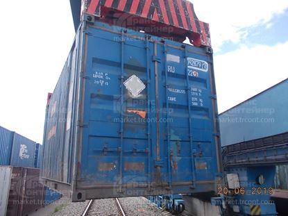 Изображение 20-футовый б/у контейнер №0428791