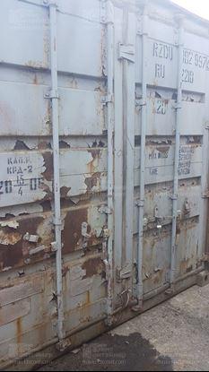 Изображение 20-футовый б/у контейнер №0029976