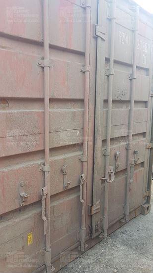 Изображение 20-футовый б/у контейнер №0279830
