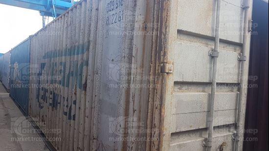 Изображение 20-футовый б/у контейнер №0299185