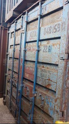 Изображение 20-футовый б/у контейнер №0481590