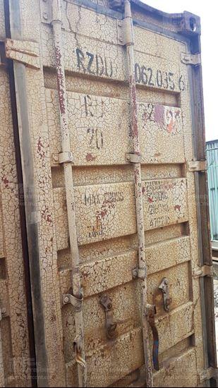 Изображение 20-футовый б/у контейнер №0620356