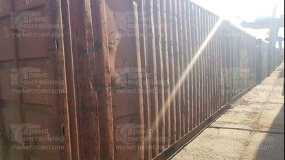 Изображение 20-футовый б/у контейнер №0555332