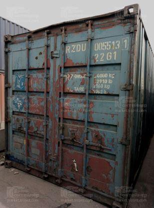 Изображение 20-футовый б/у контейнер №0055131