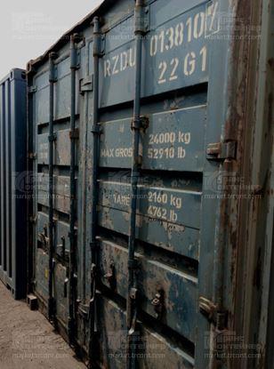 Изображение 20-футовый б/у контейнер №0138107