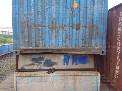 Изображение 20-футовый б/у контейнер №0636347