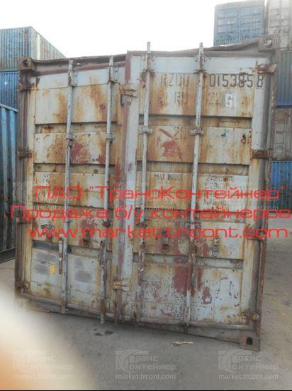 Изображение 20-футовый б/у контейнер №0153858