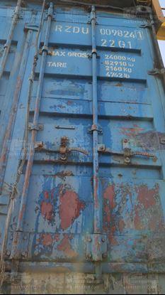 Изображение 20-футовый б/у контейнер №0098241