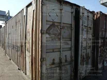 Изображение 20-футовый б/у контейнер №0273724