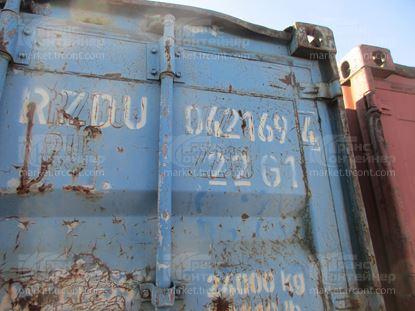 Изображение 20-футовый б/у контейнер №0421694