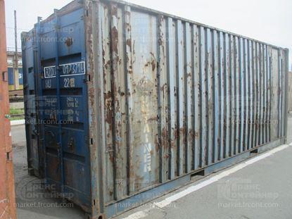 Изображение 20-футовый б/у контейнер №0173710