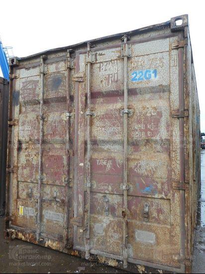 Изображение 20-футовый б/у контейнер №0417251