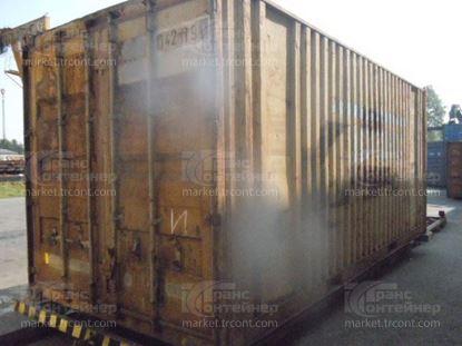 Изображение 20-футовый б/у контейнер №0421190