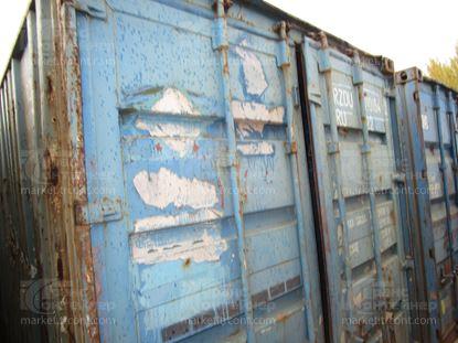 Изображение 20-футовый б/у контейнер №0001942