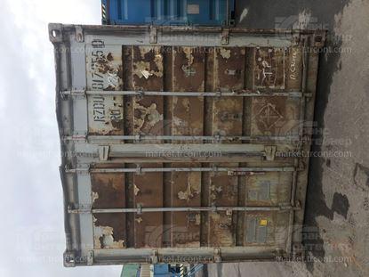 Изображение 20-футовый б/у контейнер №0172550