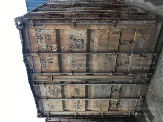 Изображение 20-футовый б/у контейнер №0429041