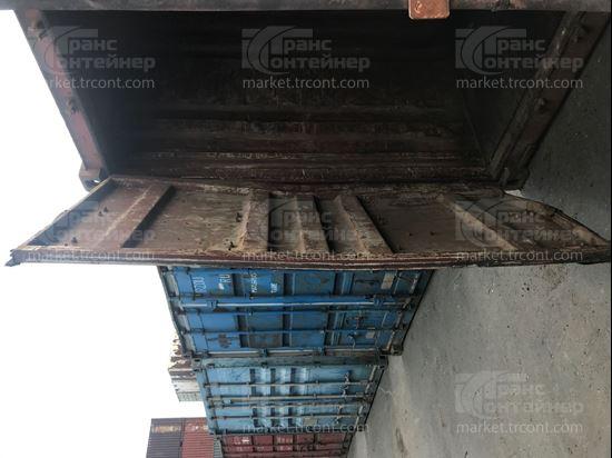 Изображение 20-футовый б/у контейнер №0489713