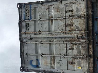 Изображение 20-футовый б/у контейнер №0395260