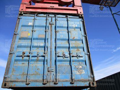 Изображение 20-футовый б/у контейнер №0662011