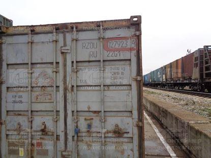 Изображение 20-футовый б/у контейнер №0279234