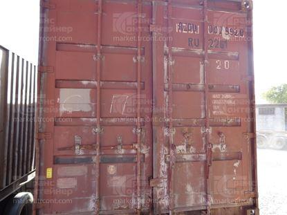 Изображение 20-футовый б/у контейнер №0079920
