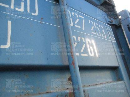 Изображение 20-футовый б/у контейнер №0272538