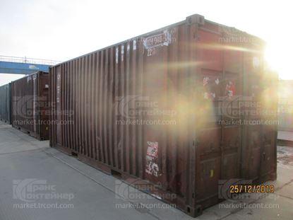 Изображение 20-футовый б/у контейнер №0289401