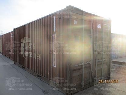 Изображение 20-футовый б/у контейнер №0725552