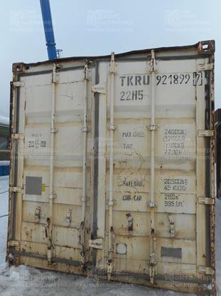 Изображение 20-футовый б/у термос-контейнер №9218997