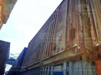 Изображение 20-футовый б/у контейнер №0129300